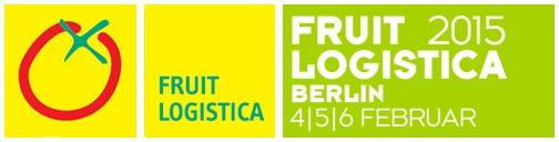 Wir sind auf der Messe Fruit Logistica 2015 in Berlin